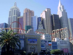 New York, New York Casino in Las Vegas